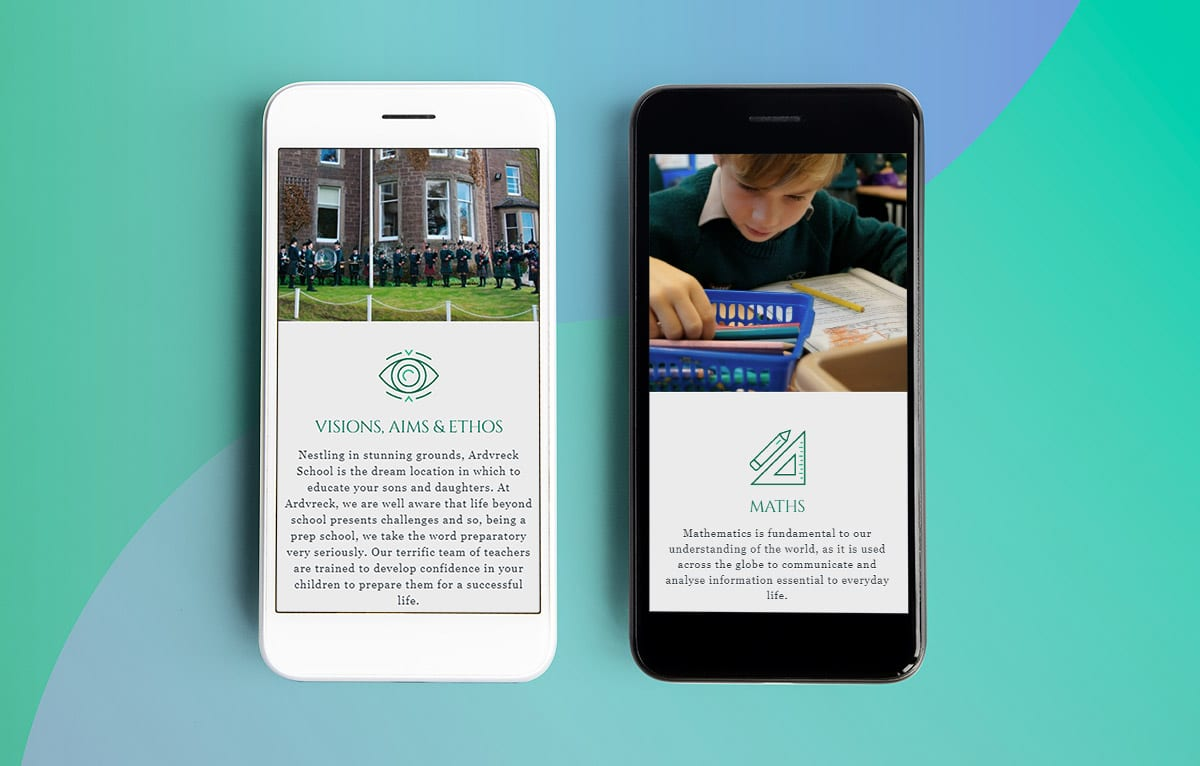Lucy Hutchings Hunt & Co-case-study-mock-up-iphone-ardvreck-school