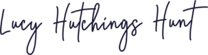 Lucy Hutchings Hunt Logo